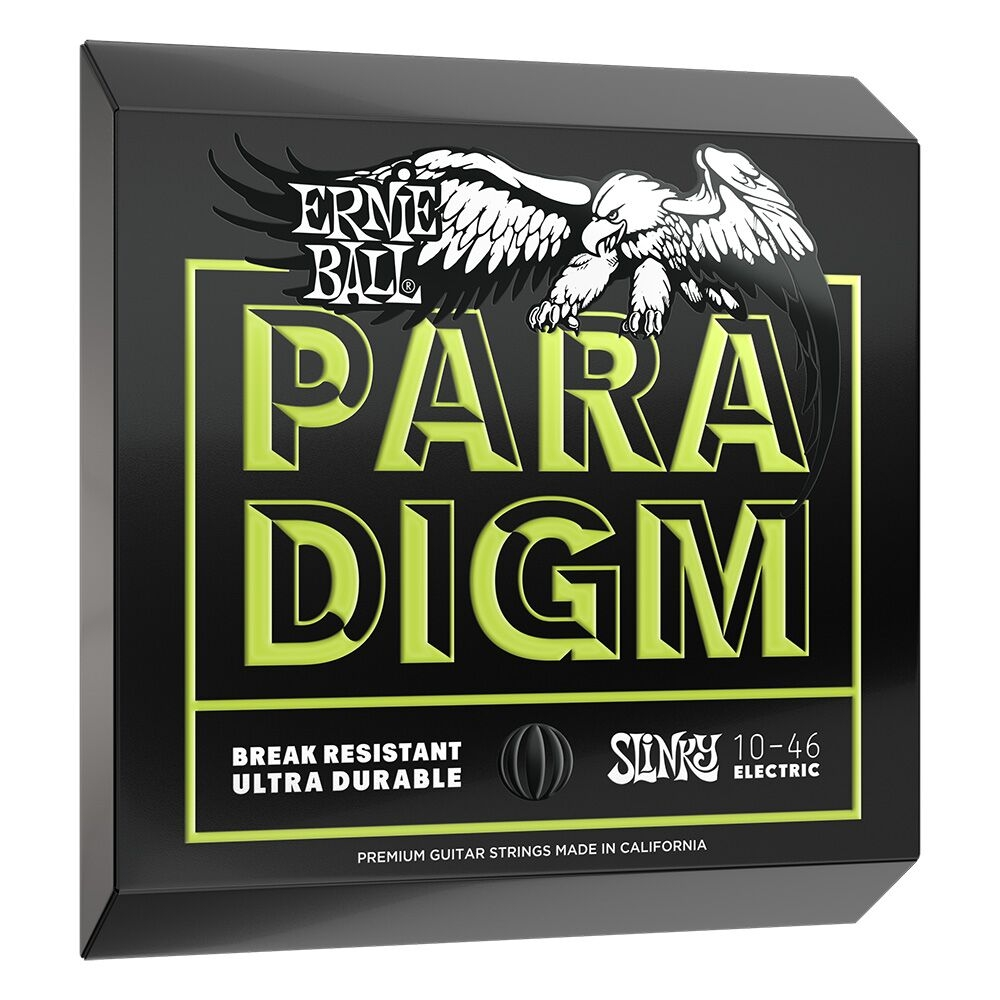 Paradigm Strings