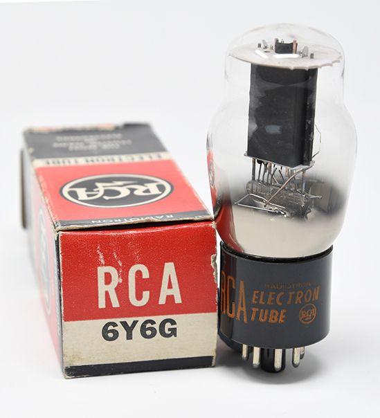 RCA Audio Valves