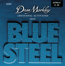 Dean Markley, Blue Steel