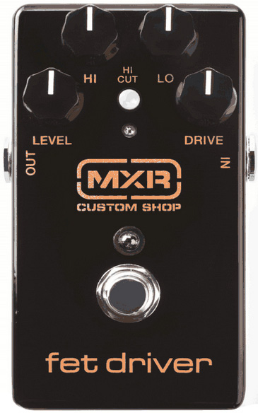 # Overdrive / Distortion / Fuzz Fx