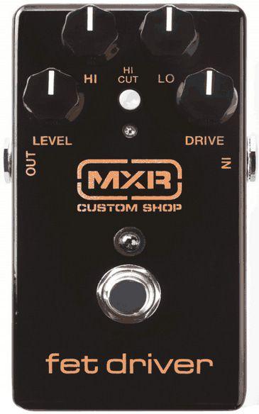 6) Guitar Overdrive, Distortion /& Fuzz Pedals