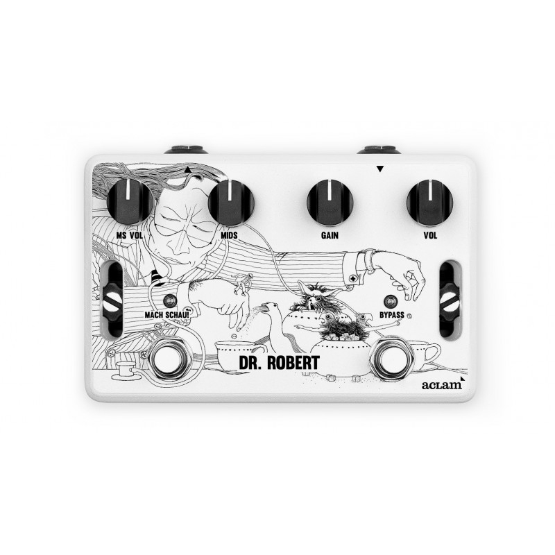 Aclam Fx Pedals