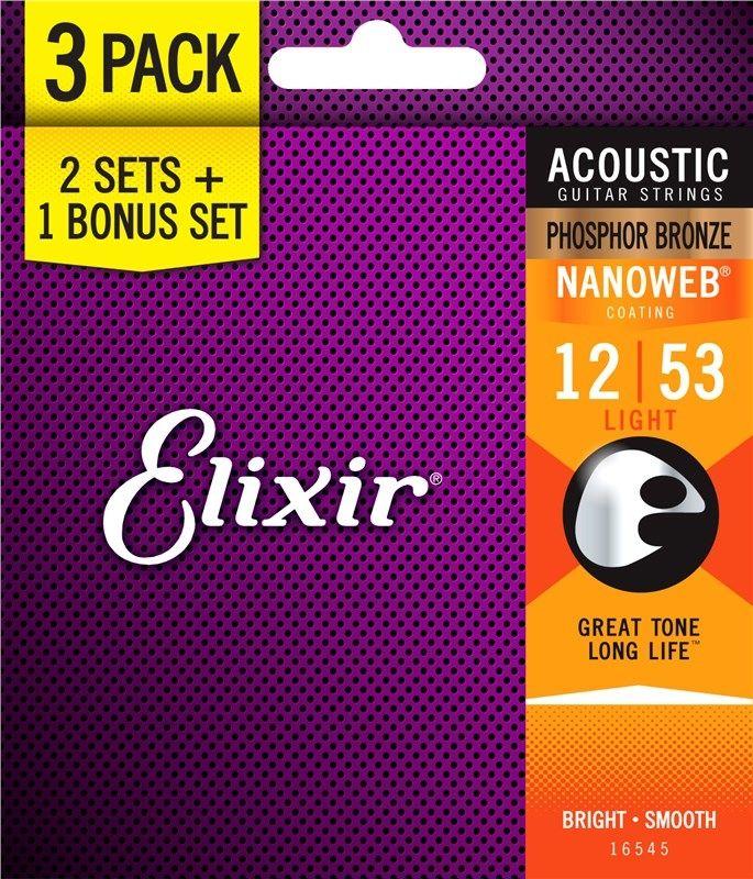 Elixir Acoustic Strings
