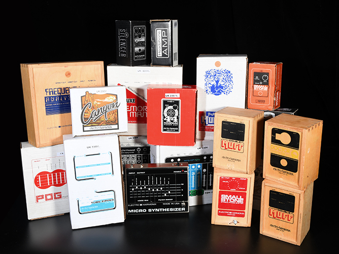 Electro Harmonix Pedals - Vintage New / Ex-Display and Pre-Owned