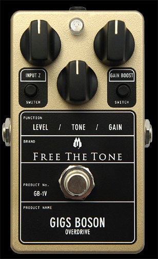 Free The Tone FX Pedals