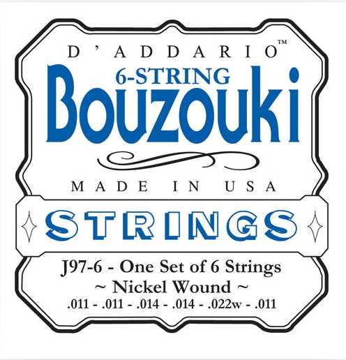 Bouzouki Strings