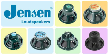 Jensen Speakers