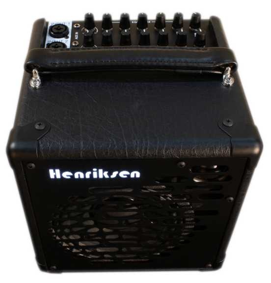 Henriksen Amplifiers