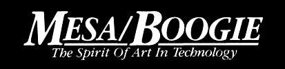 Mesa Boogie Valves Sets