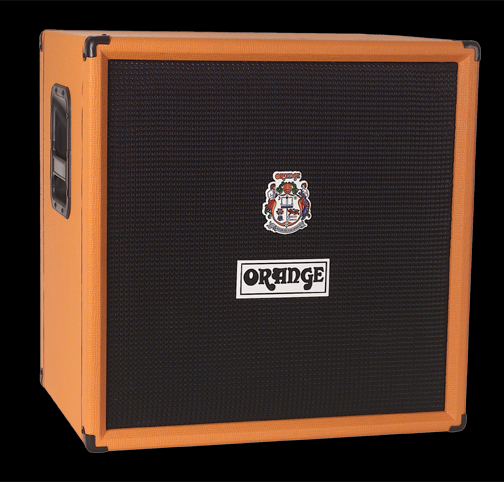 Orange Bass Amps and Speaker Cabs