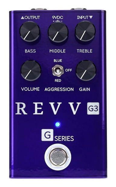 Revv Fx pedals