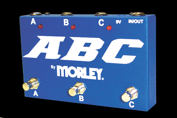 Morley Guitar/Amp Switches