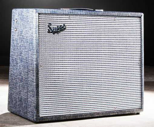 Supro USA Guitar Amps