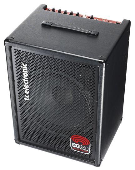 TC Electronic Bass Amps