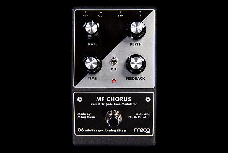 2) Guitar Chorus Fx Pedals