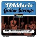 Daddario Phosphor Bronze EJ's