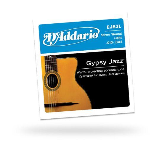 Daddario Gypsy Jazz