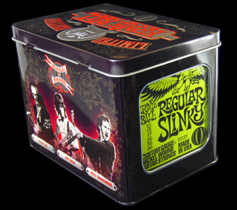 Ernie Ball Electric Slinky Guitar Strings