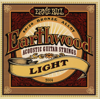 Ernie Ball Earthwood Acoustic 80/20