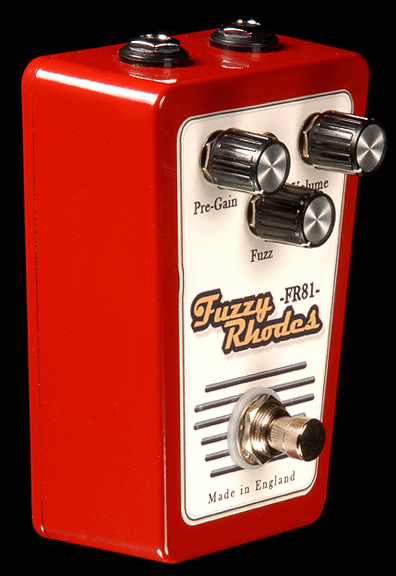 Fuzzy Rhodes, Fuzz Pedals