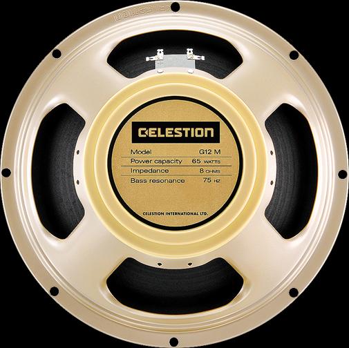 Celestion Creamback Speakers