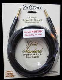 Fulltone Guitar Cables