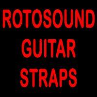 Rotosound Straps