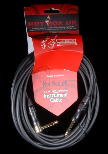 Hot Rox Audio Leads