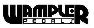 Wampler Fx Pedals