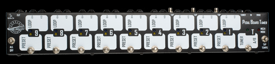 3) Guitar Pedal Controllers