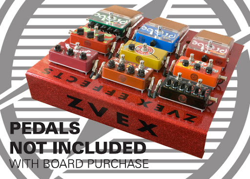 Zvex Pedal Boards