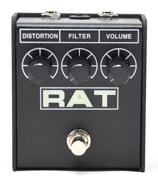 Rat Fx Pedals