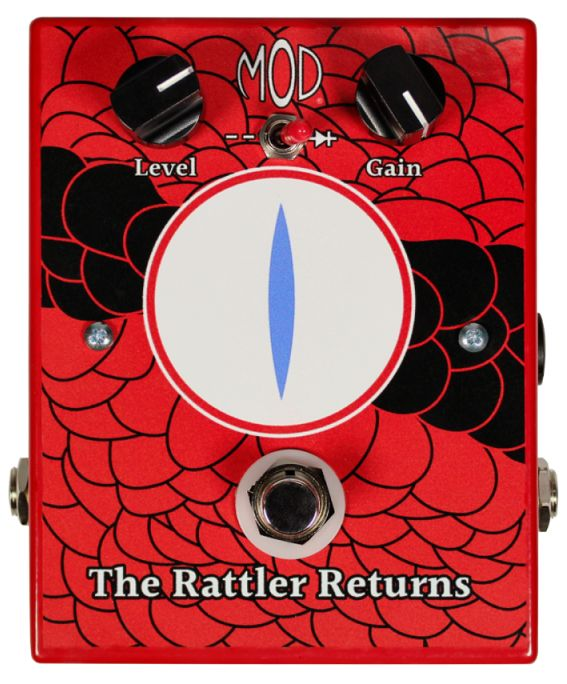 Effects Pedal Kit - MOD® The Rattler