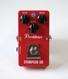 Providence Effects Pedals