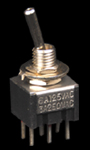 DPDT Mini Toggle Switch - SWTM