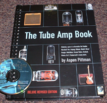 Tube Amp Book & CD