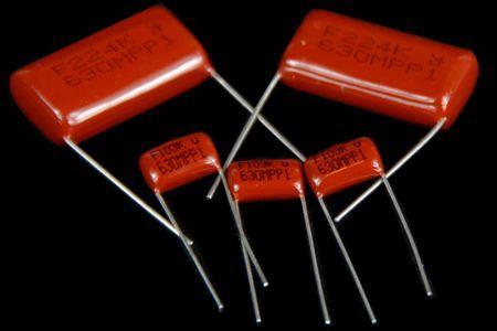 Xicon Capacitors