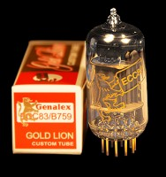 Genalex / Gold Lion 12AX7/B759