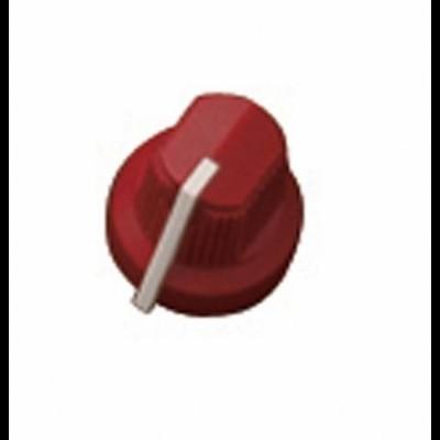Fender Red Pointer Amplifier Knob