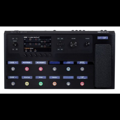 Line6 Helix Tour-Grade Guitar Processor