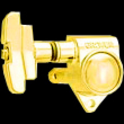 Grover Super Rotamatic Machine Heads 109G Gold