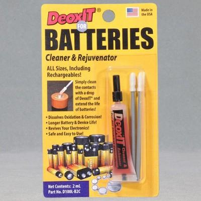 CAIG DeoxIT D100L-B2C (Battery Cleaning Kit)