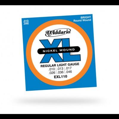 Daddario EXL Regular