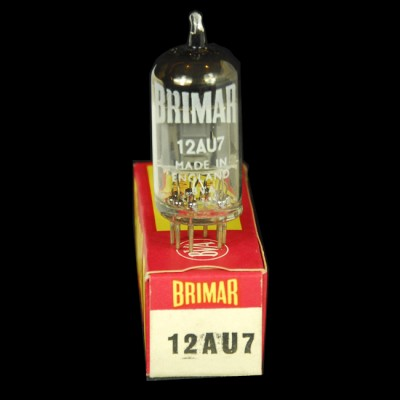 12AU7/ecc82 Brimar Made in the UK