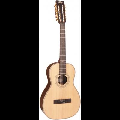 Vintage Paul Brett 12-String Signature Series Electro Acoustic Guitar