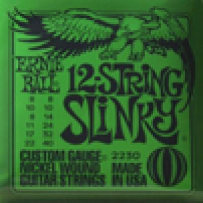 ernie ball 2230 12 String Slinky (8-40)