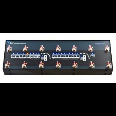 The GigRig G2 Pedal Board Switcher