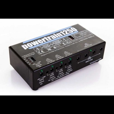 Pedaltrain PT-1250 Powertrain Pedalboard Power Supply