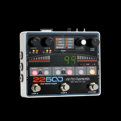 Electo Harmonix 22500 - Dual Stereo Looper