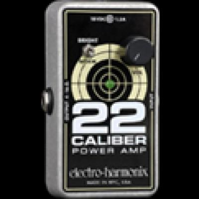 Electro Harmonix 22 Caliber Power Amp